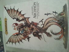WARHAMMER AGE OF SIGMAR EVERCHOSEN ARCHAON - NEW & SEALED