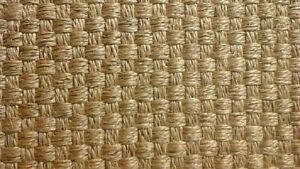 SISAL ECO FRIENDLY WHIPPED MAT CARPET RUG HALL RUNNER 66cm x 294cm RRP £185