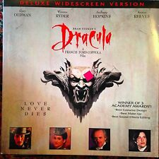 Dracula - Widescreen  Laserdisc Buy 6 for free shipping