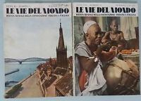 Le vie del mondo - 2 Volumi 1940-1943 - Modiano - G