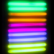 "625 6"" Light Sticks Glowsticks FACTORY WHOLESALE CASE"