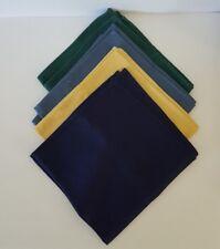Longaberger Set of 4 Fabric Napkins -