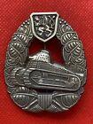 Tschechoslowakei Abzeichen    Panzertruppe 1918-1938Orden & Ehrenzeichen - 15506
