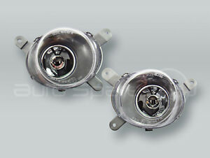 TYC Fog Lights Driving Lamps Assy with bulbs PAIR fits 2005-2009 VOLVO S60