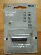 Braun Scherkopf Messerklock Klingenblock  5424761 für Micron Vario 3 Rasierer