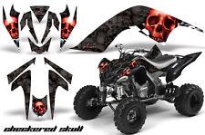 ATV Decal Graphic Kit Quad Sticker Wrap For Yamaha Raptor 700 2006-2012 CS R K