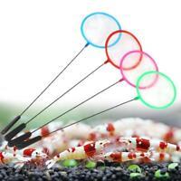 1Pcs Brine Shrimp Net Super Dense Mesh Mix Color Aquarium Fish Tank Tool