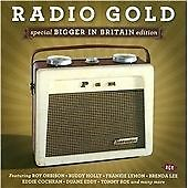 Radio Gold: Special Bigger In Britain Edition, Various Artists CD , New, FREE &