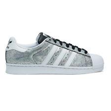 new style be754 1a4ad Scarpe da ginnastica adidas superstar per donna color argento