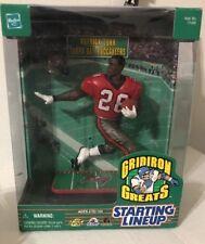 Warrick Dunn 1999 Starting Lineup Gridiron Greats Tampa Bay Buccaneers