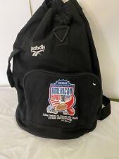 1996 American Bowl Dallas Cowboys vs Kansas City Chiefs NFL Reebok Tote Bag