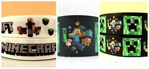 VIDEO GAME BRAND GROSGRAIN RIBBON FOR HAIR BOWS DIY CRAFTS FREE SHIPPING