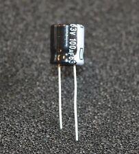 10 X (10 PEZZI) 100uF 63V eleggere 85 GRADI C PAC (l3405)