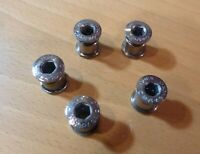 CAMPAGNOLO Chainring bolts set of 5, double. Gran Sport?  US