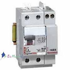 Inter différentiel 2P63A 30mA type AC Vis/Vis Legrand 411612 PROMOTION