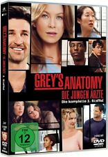 DVD GREY'S ANATOMY - Die Jungen Ärzte - SEASON 1 ++NEU