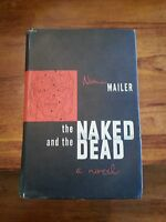 The Naked and the Dead by Norman Mailer. 1st edition 1st printing.