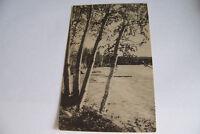 Rare Vintage RPPC Real Photo Postcard B2 Shoreline Postmarked  Portland Maine
