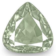 Transparent Green Loose Sapphires