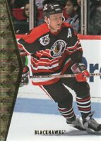 2014-15 SP Authentic Hockey '94-95 SP Retro #6 Steve Larmer Chicago Blackhawks