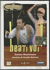 DVD : BEATI VOI (ENRICO MONTESANO) NUOVO SIGILLATO