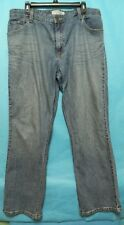 Levi's Signature Women's Mid Rise Boot Cut Stretch Jeans Size 18 Medium