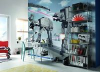 Wall Mural Photo Wallpaper STAR WARS BATTLE of HOTH Kids Room Decor 368x254cm