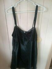 Vintage? Liquid Black Morgan Taylor Intimates Nightgown