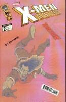 X-men Grand Design X-Tinction #2 Variant Marvel Comic 1st Print 2019 unread NM