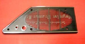 111402C2 Left Speaker Cover Plastic IH 886 1586 3688 5088 5288 5488 6588 3788