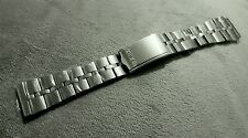20mm seiko  watch stainless steel fish bone bracelet strap new