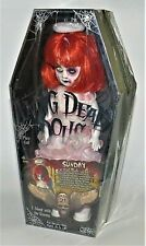 "Mezco Living Dead Dolls Series 21 "" Sunday "" Brand New Factory Sealed Box"