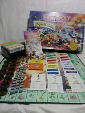 Monopoly Vintage 1999 Bugs Looney Tunes Limited Collector's Edition Complete EUC