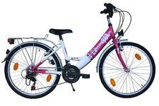 FAHRRAD 24 Zoll Fahrrad Kinderfahrrad HARMONY 18 Gang SHIMANO  STVO Pink
