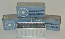Airequipt Automatic Slide Changer Magazines Lot Of 4