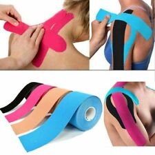 Sports Tape Kinesiology Athletic Wrap Muscle Pain Bandage Elastic Support Knee