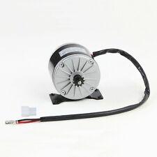 36v350w Electric Start Brush Motor For Dc Motorbike Dirt Bike Atv Gocart Scooter
