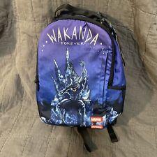 Marvel Black Panther Wakanda Forever Backpack by Sprayground