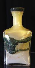 Vase 'Quito' du Val Saint Lambert ( Samuel Herman) signé
