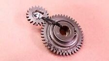 98-02 Suzuki LTF500 F Quad Runner 4x4 Crank Shaft Drive Primary Engine Gear Set