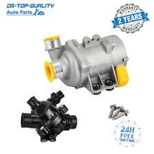 Water Pump & Thermostat Kit For BMW E90 E65 E66 X3 Z4 11517586925 11537549476