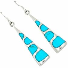 Blue Fashion Earrings