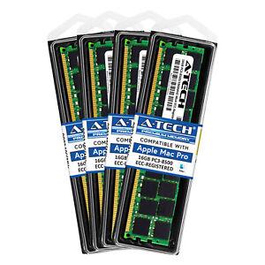 64GB KIT 4X 16GB 8500 REGISTERED APPLE Mac Pro MacPro4,1 MC561LL/A MEMORY RAM