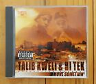 TALIB KWELI & HI TEK - Move Somethin' Rare CD Single 2000 Rap Hip-Hop