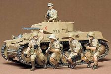 Tamiya Models 1/35 German Panzer Mk. II Ausf.F/G