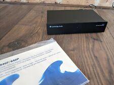 Cambridge Audio Azur 540P-B Phono Pre Amp Black VGC