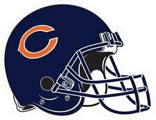 Chicago Bears Helmet Decal ~ Car / Truck Vinyl Sticker - Cornhole, Wall Graphics
