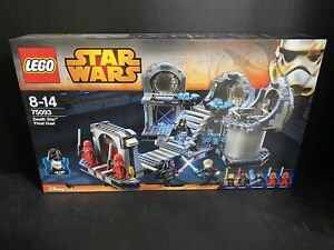 LEGO 75093 Star Wars Death Star Final Duel Brand New Sealed