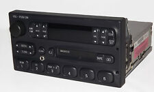 Ford 1995-2000 P100 AM FM Cassette Radio w Aux Input for iPhone - F57F-19B165-AG