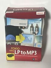 CD Burning & Labeling Roxio Easy LP To MP3 Audio Capture Conversion Module For